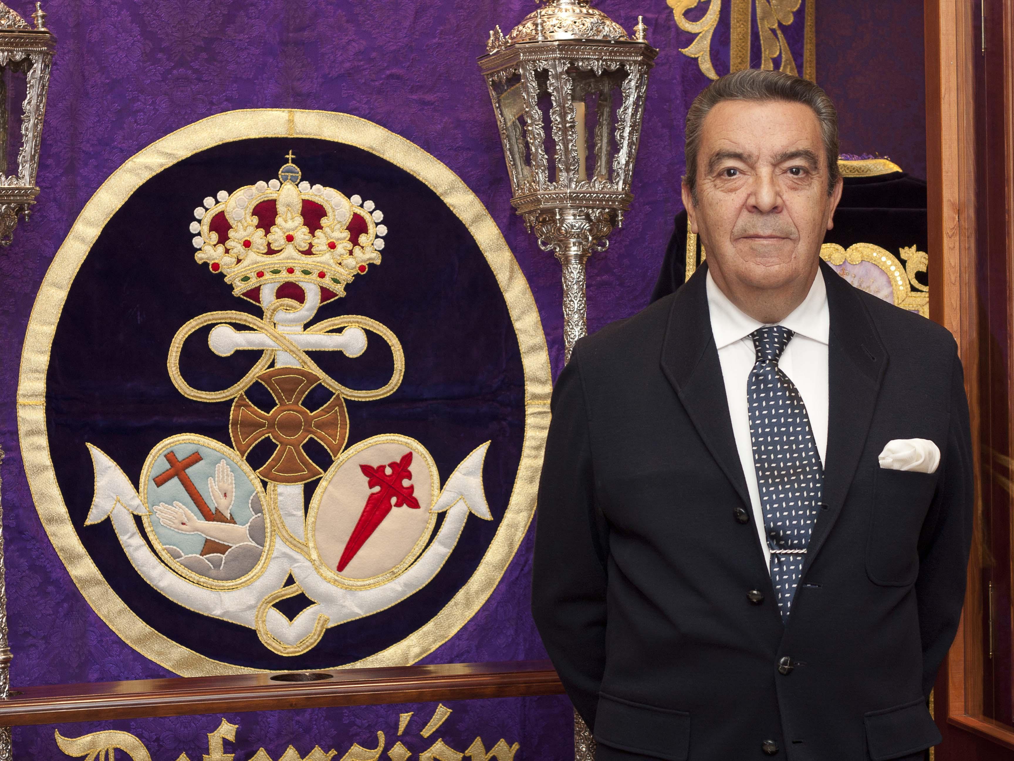Antonio García-Figueras, Hermano Mayor de la Defensión desde 2011