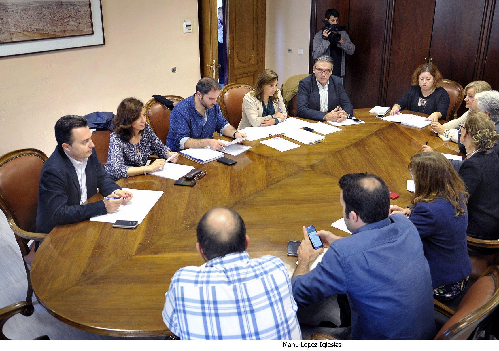 Constitucion Comision Especial de Auditoria y Transparencia