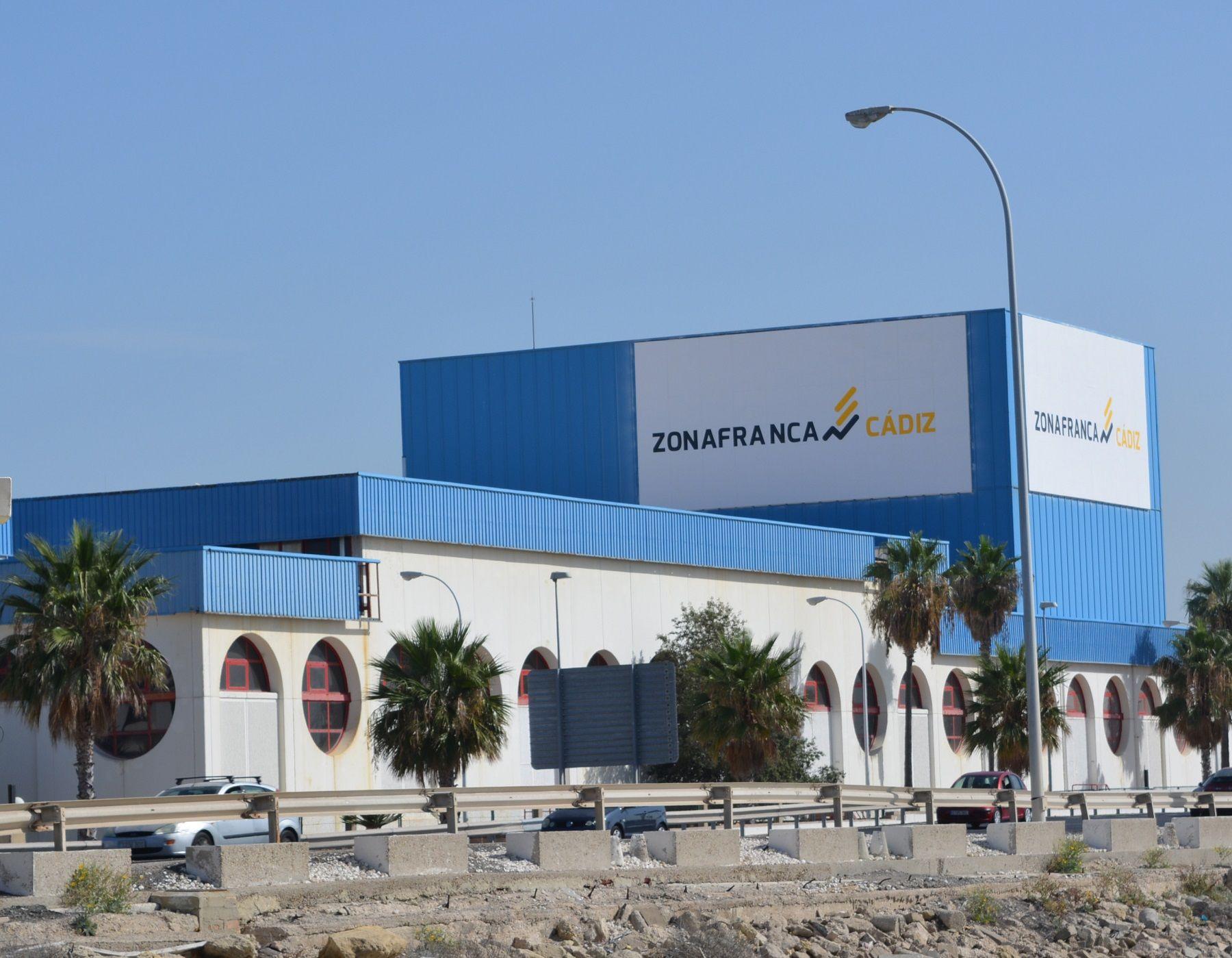 Zona Franca Cádiz.