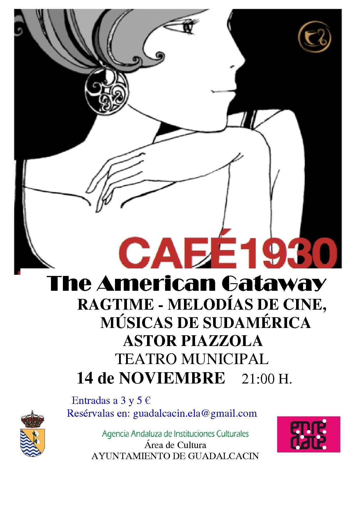 CAFE 1930 cartel