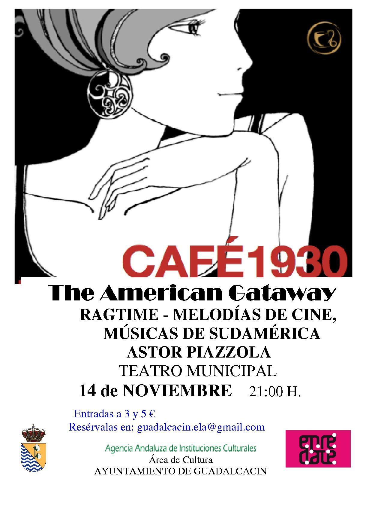 CAFE 1930 cartel