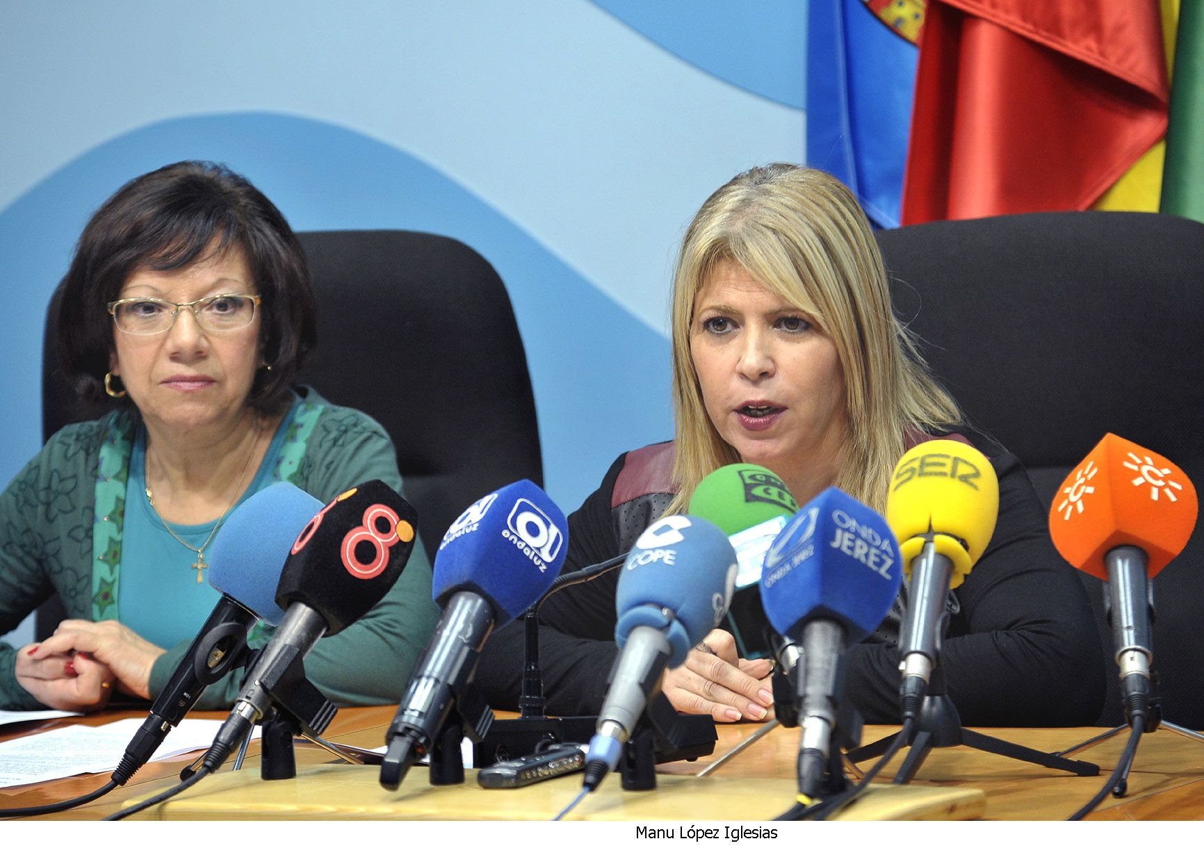 Alcaldesa informa Junta de Gobierno Local