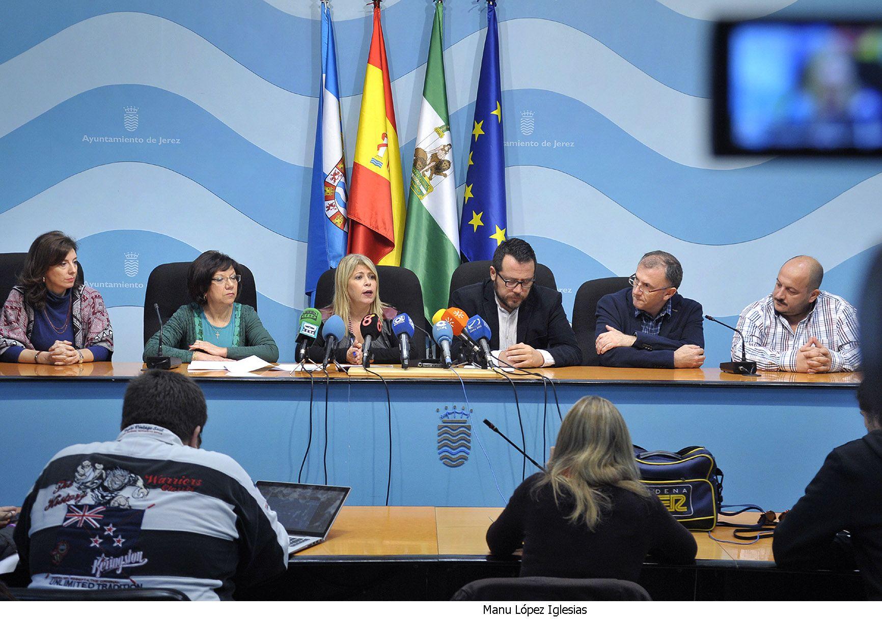Alcaldesa pres Jerez como Ciudad de Refugio _ 02