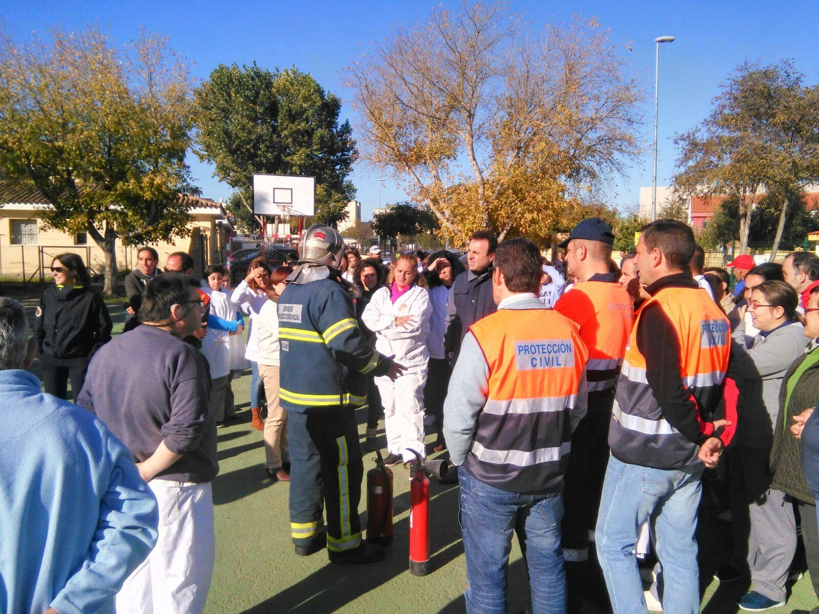 Protec Civil Bomberos AFANAS (3)