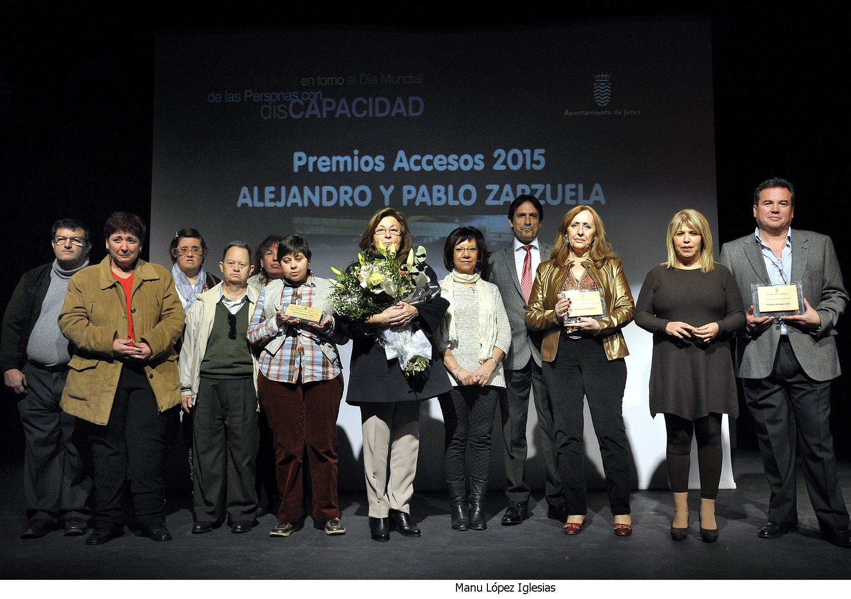 Alcaldesa preside Dia Mundial Discapacidad _ 01