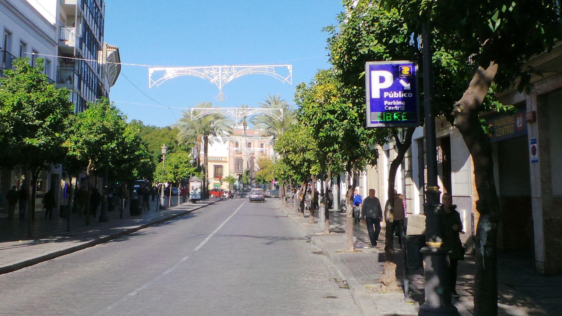 Calle Larga Jerez