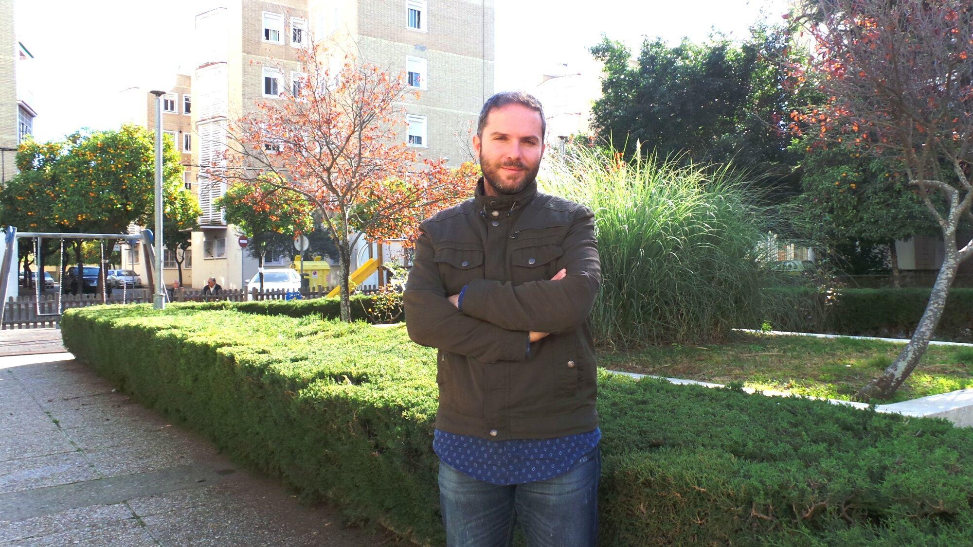 Santiago Sánchez, líder de Podemos Jerez | MIRA Jerez