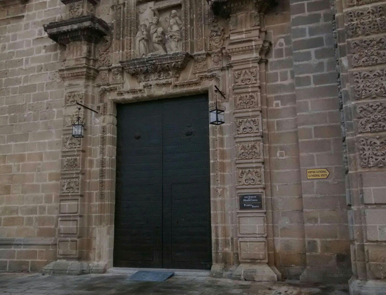 Puerta Santa de la Misericordia, Catedral de Jerez