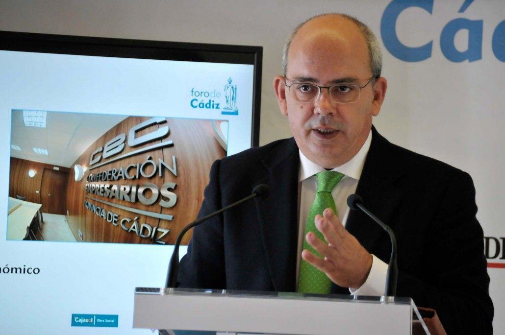 Presidente de la CEC, Javier Sánchez Rojas