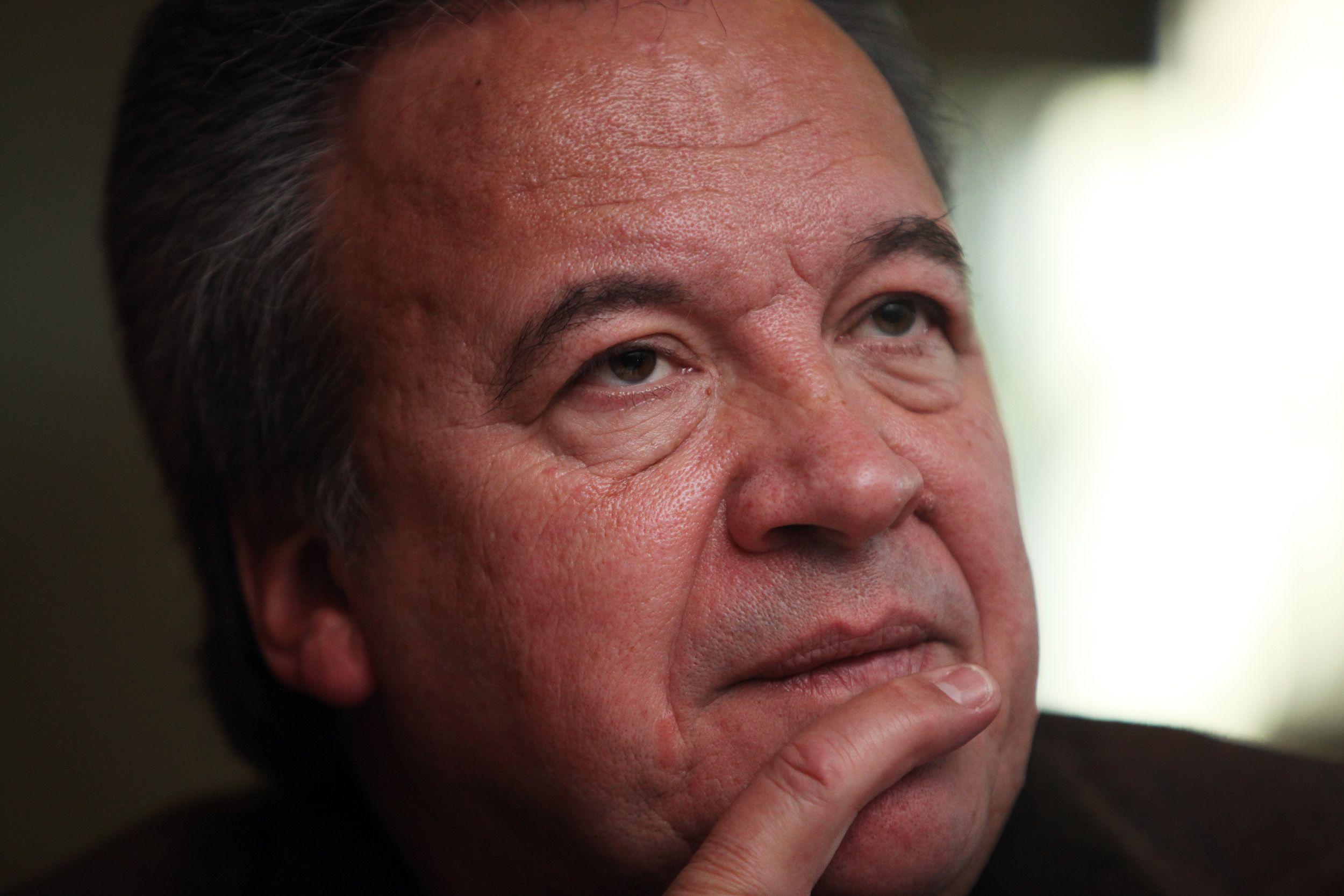 Pedro Pacheco, ex alcalde de Jerez   Imagen de Javier Fergó