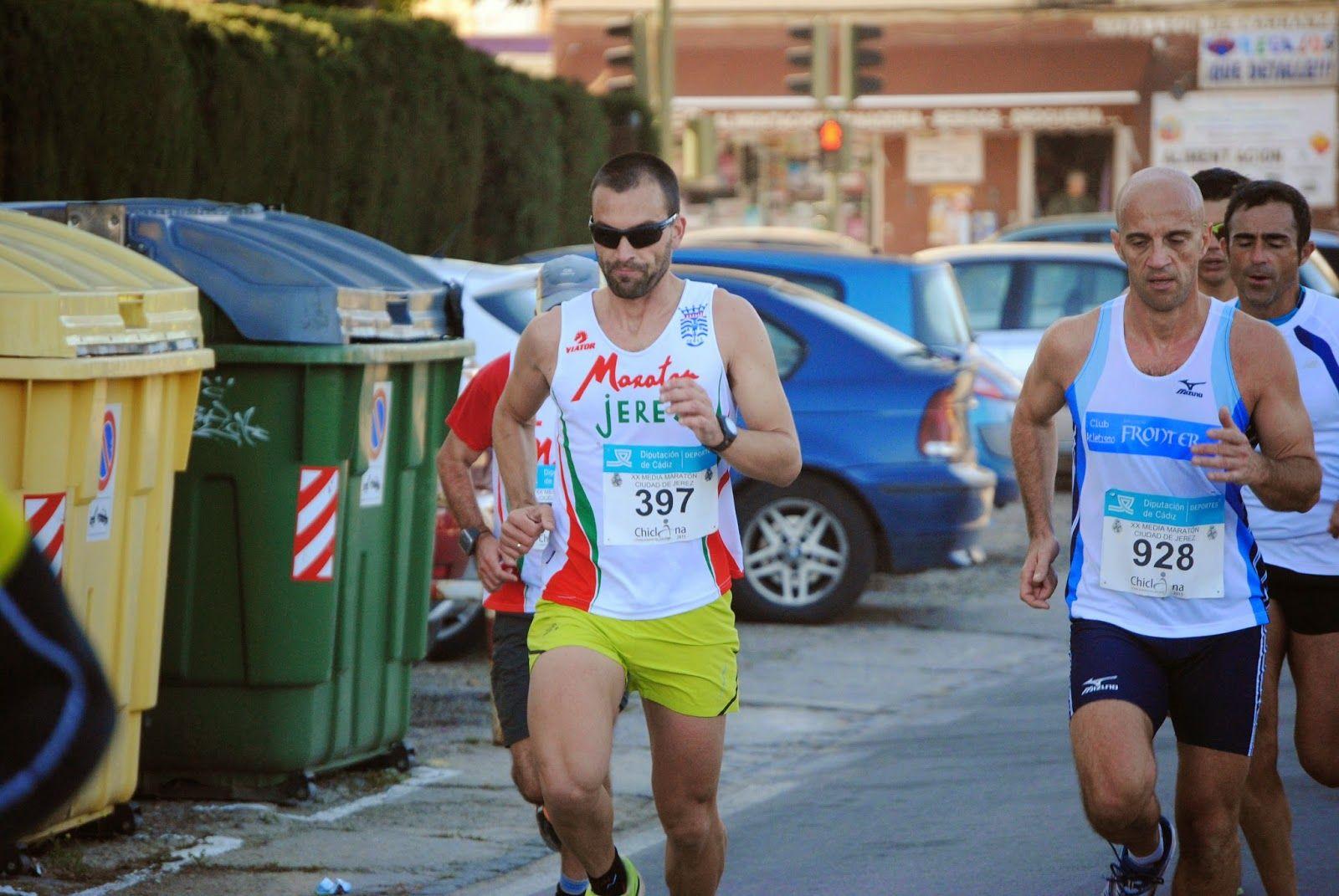 media maraton jerez 2