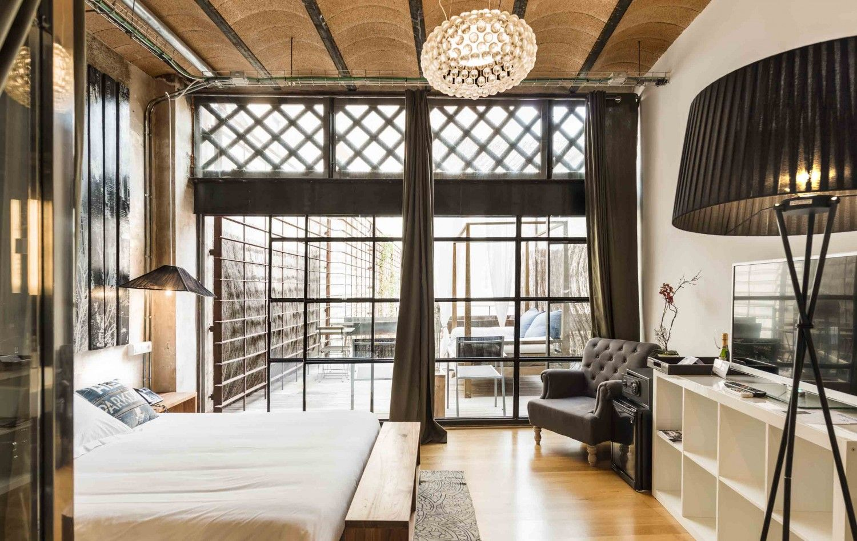 Descubre los mejores hoteles de dise o de espa a mira for Hotel diseno alicante