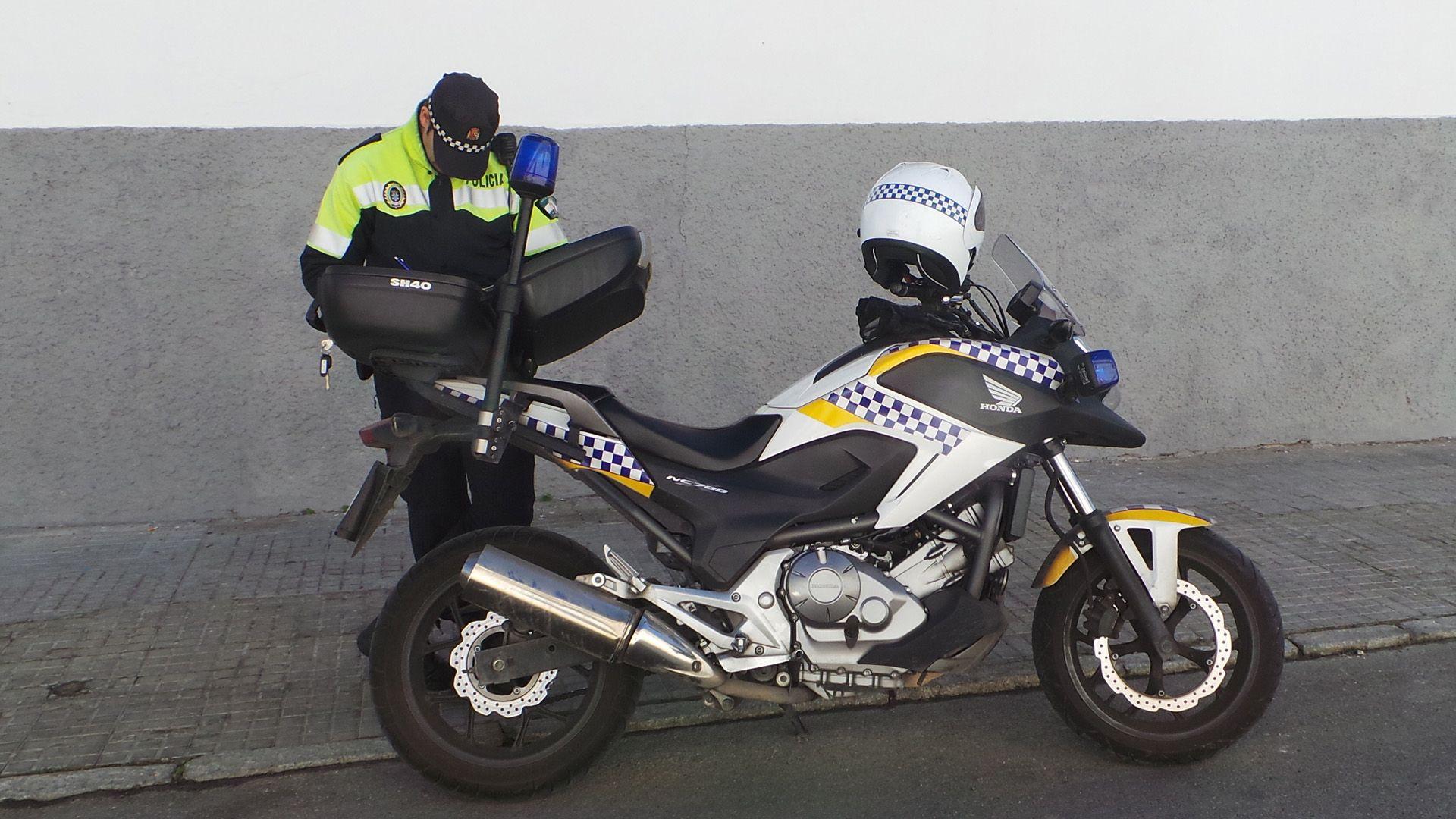Policia local Jerez 1