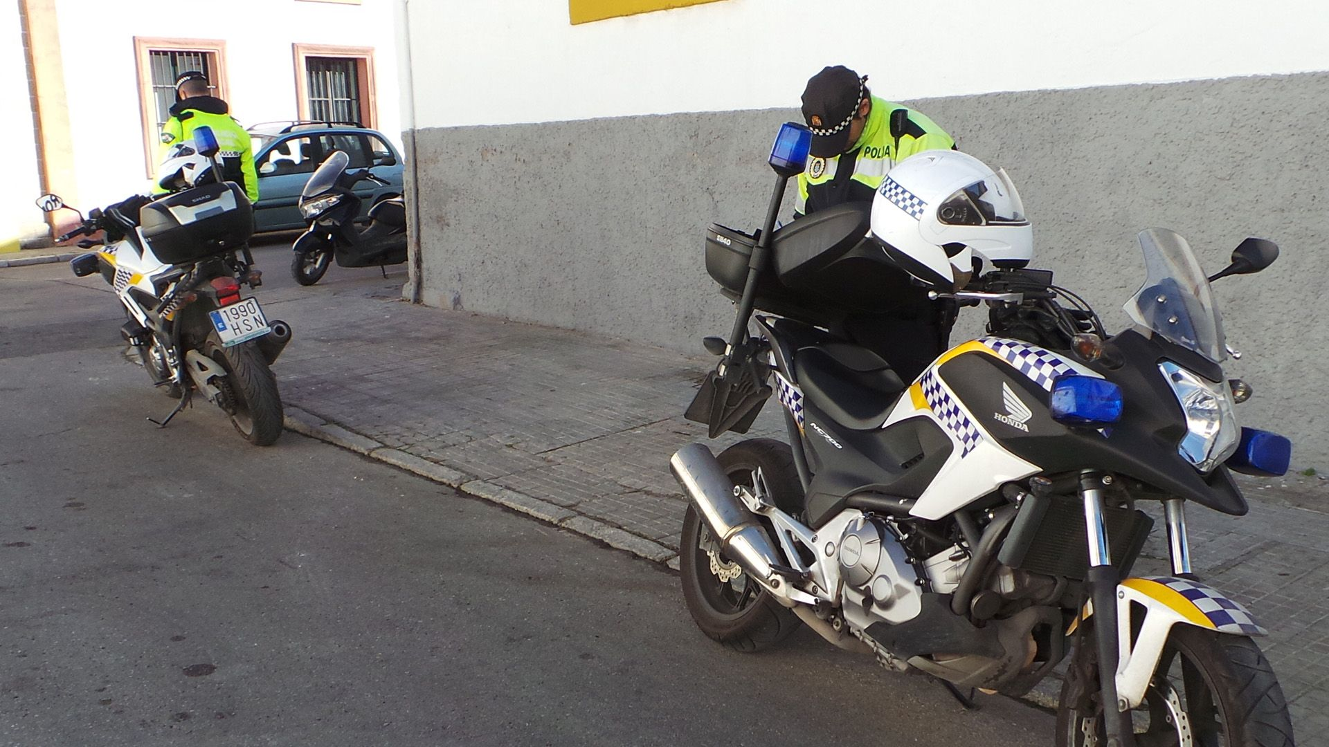 Policia local Jerez 2