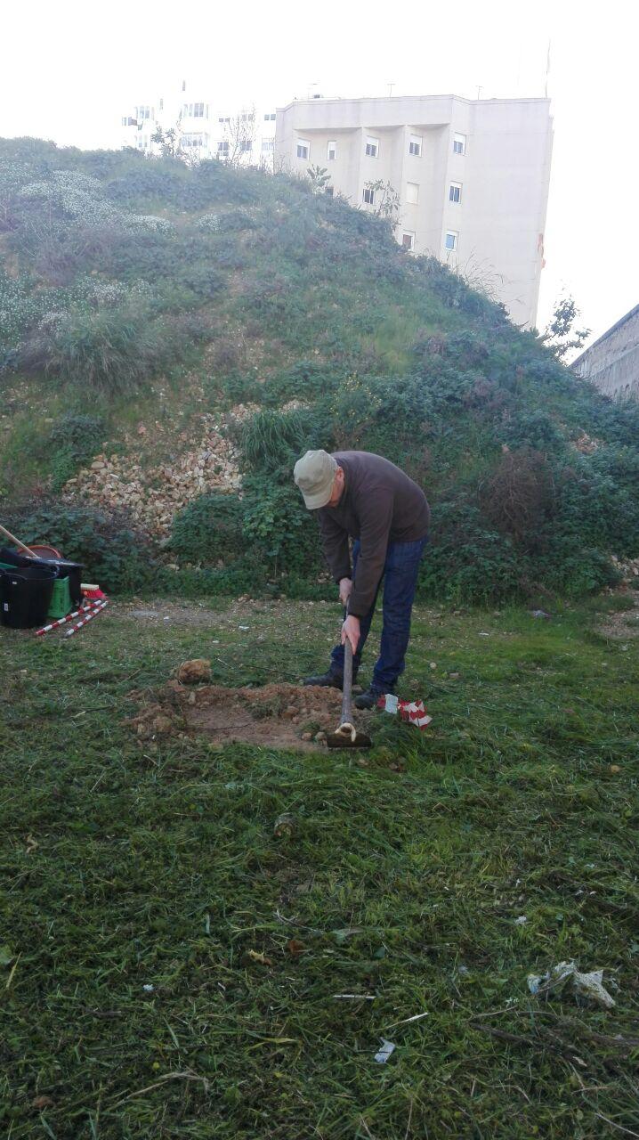 Inicio exhumaciones 2