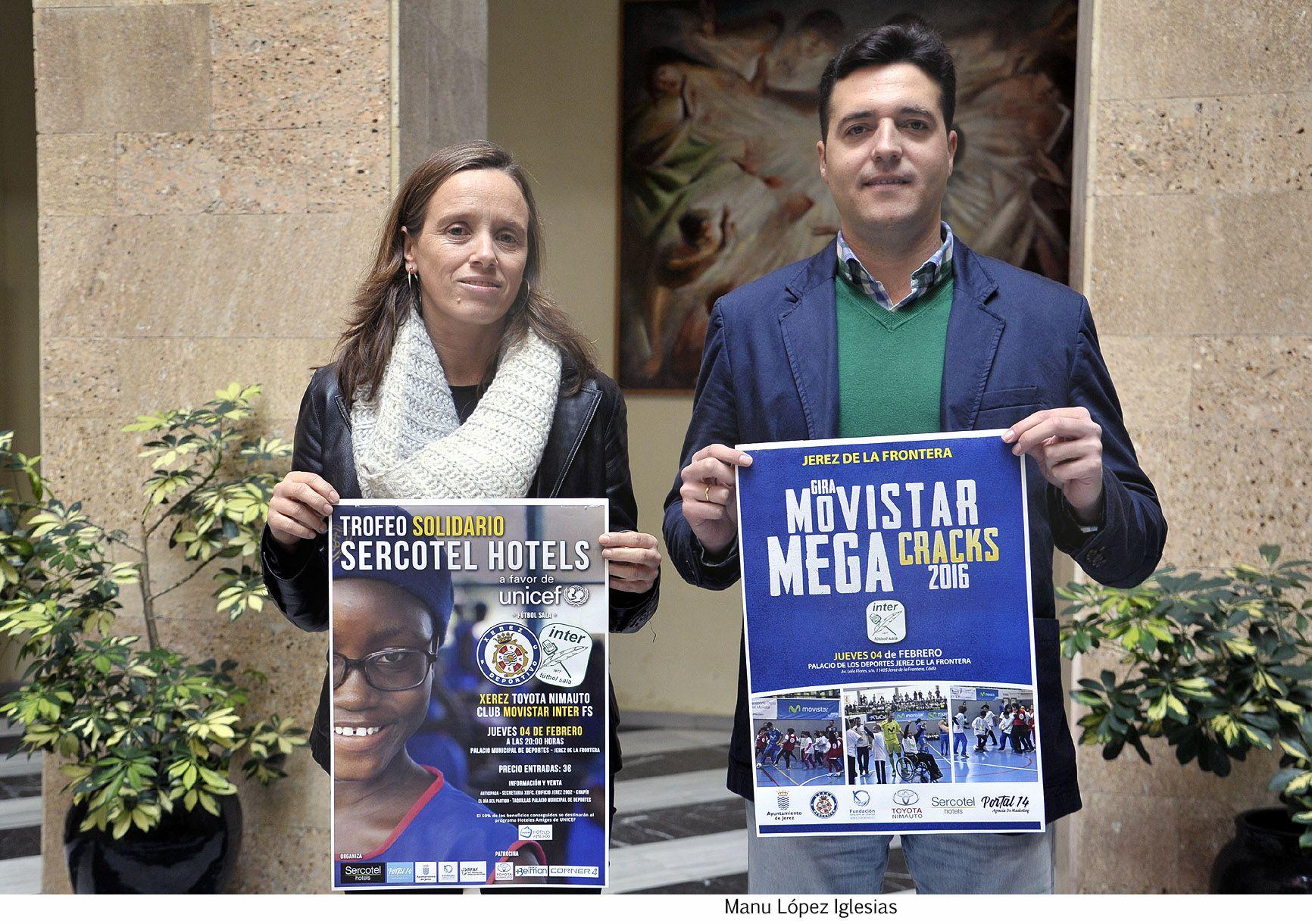 Laura Alvarez pres Gira Movistar Megacracks
