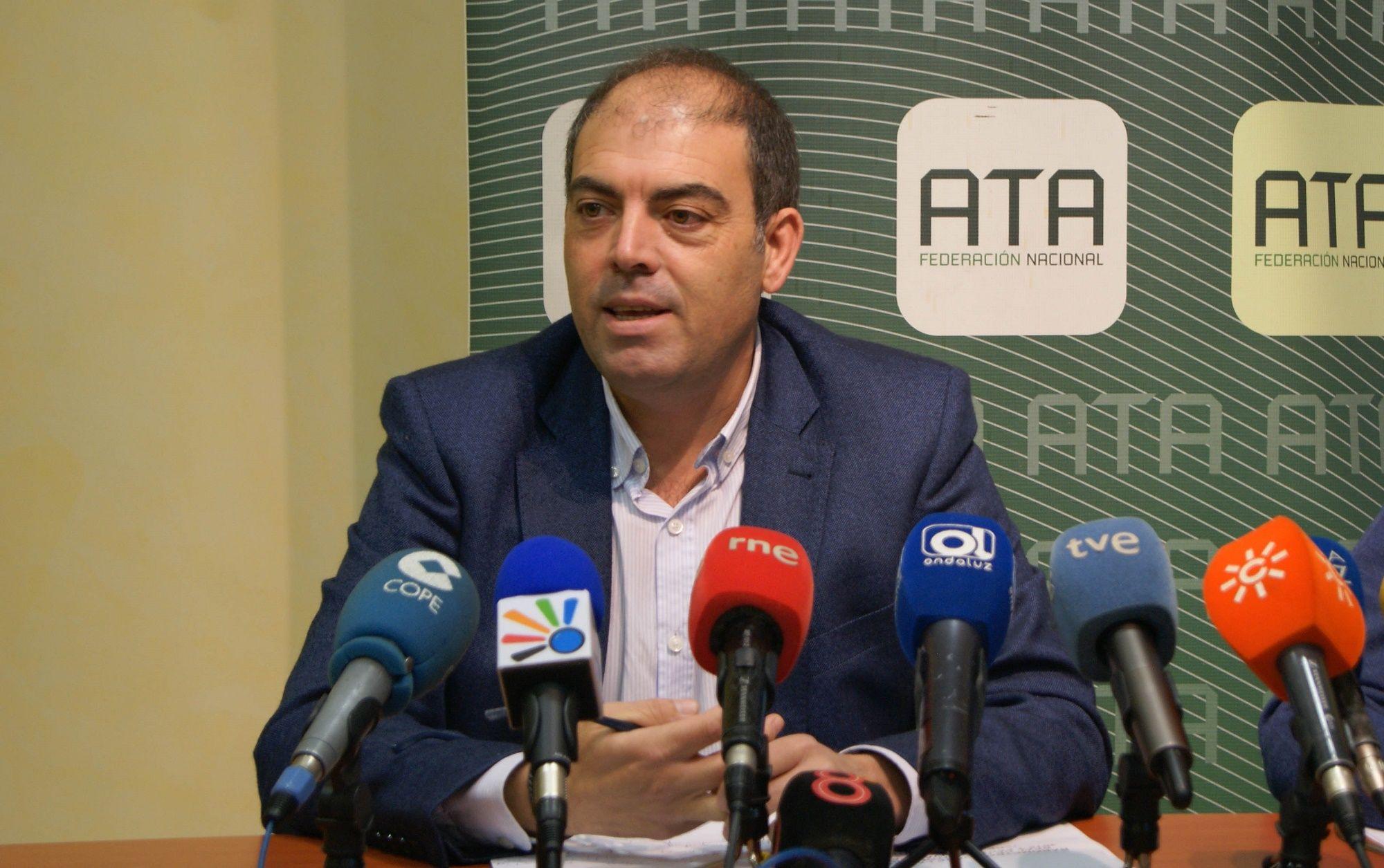 Lorenzo Amor, presidente de ATA| Mercedes Barea, para MIRA Jerez