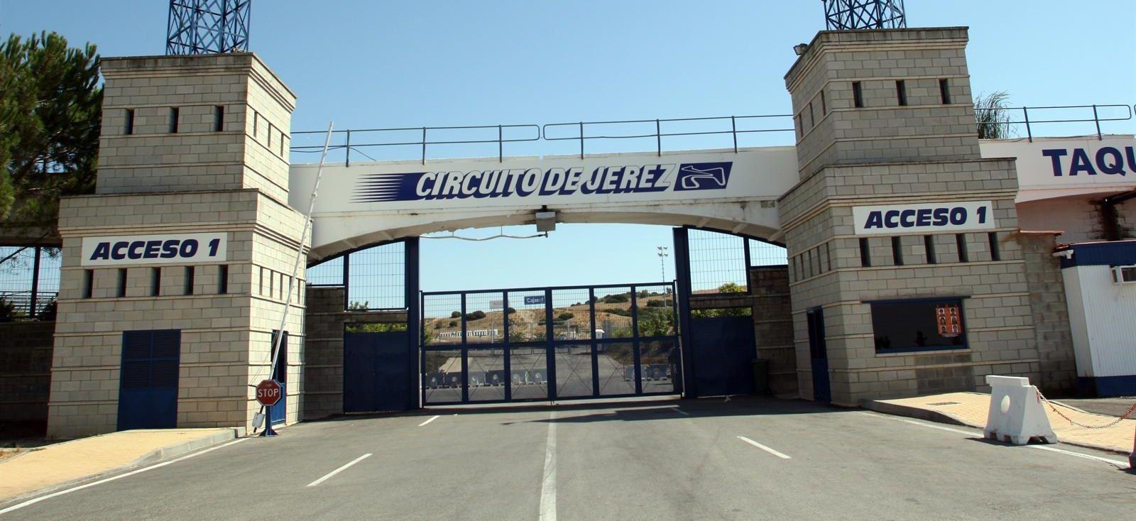 Circuito De Jerez : Jornada de puertas abiertas en el circuito a beneficio de los