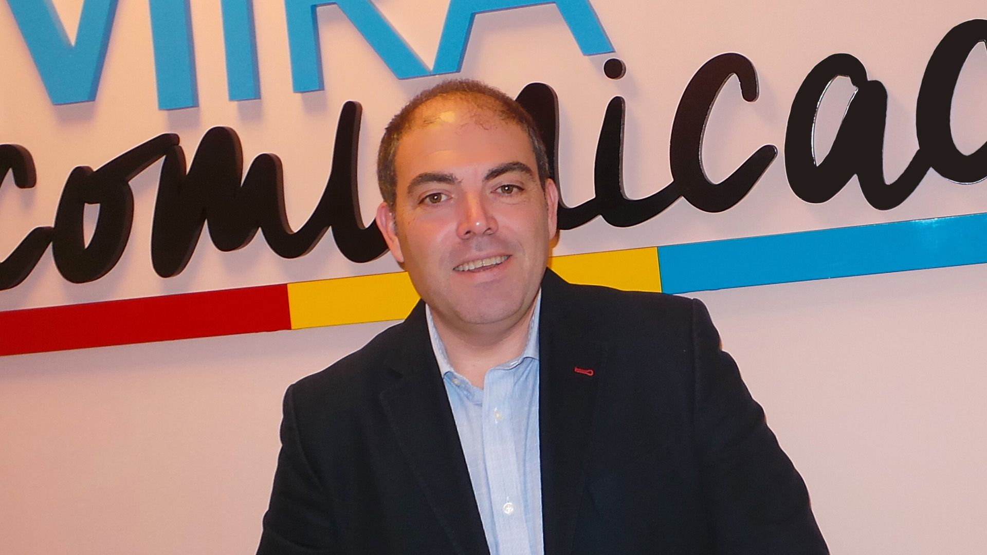Lorenzo Amor, presidente de ATA, en una reciente entrevista concedida para el Grupo MIRA Comunicación