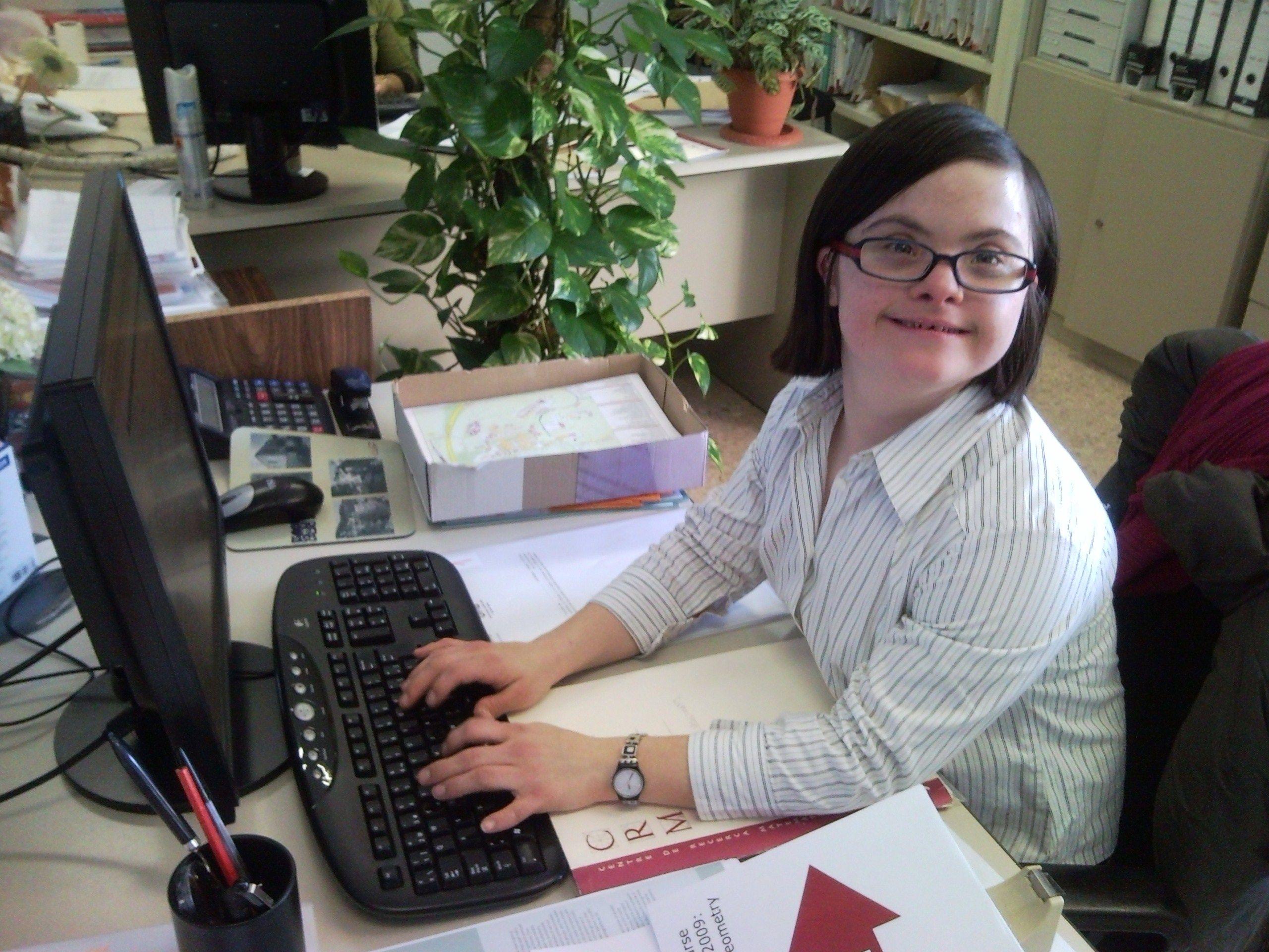 trabajo discapacidad