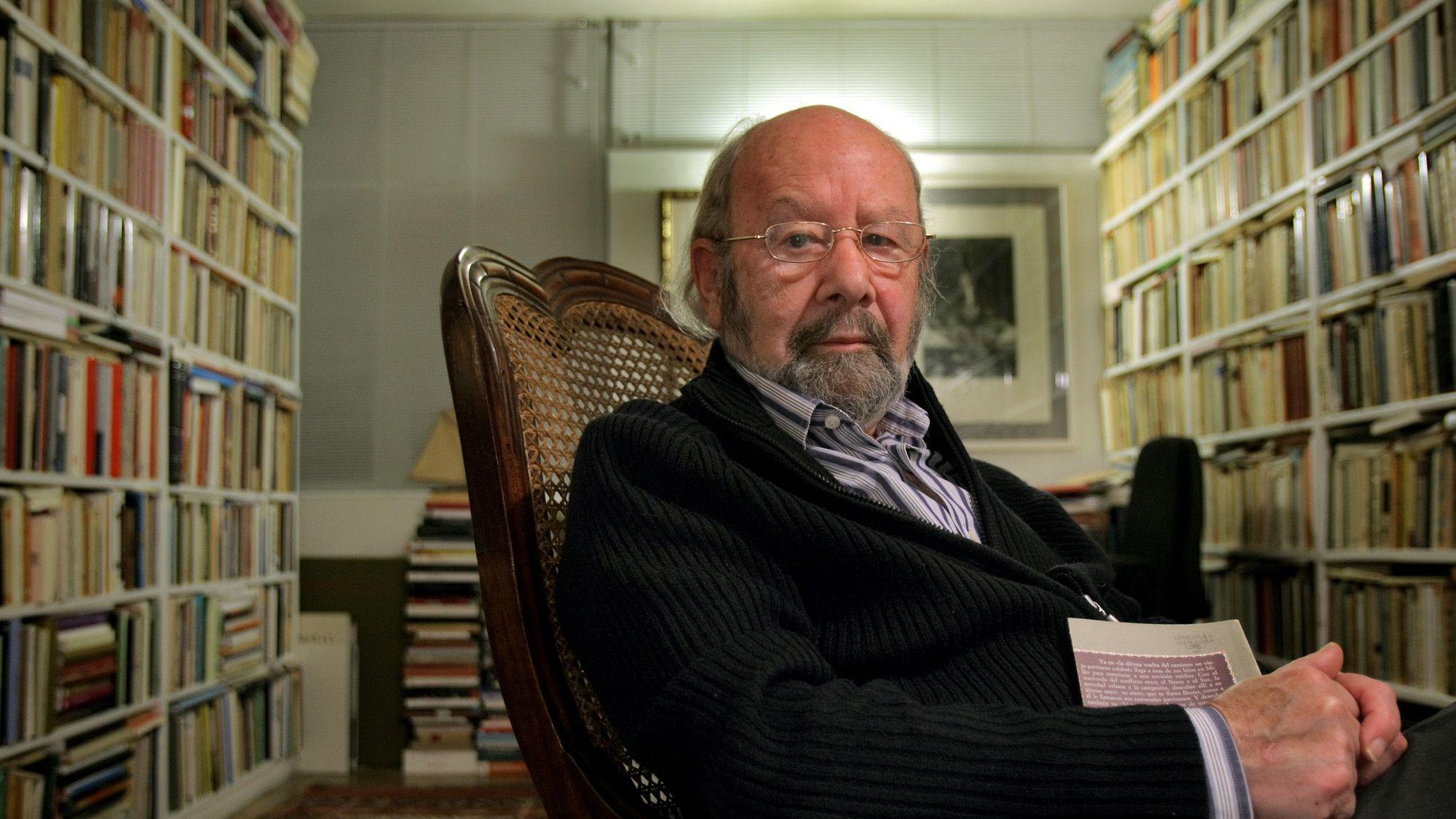 José Manuel Caballero Bonald   Ladrones de Fuego, por José Luis Merino