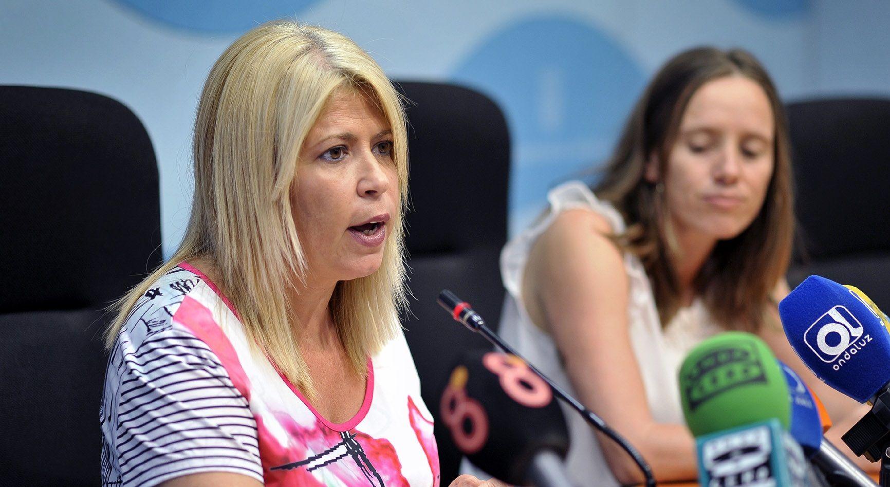 Mamen Sánchez Laura Álvarez