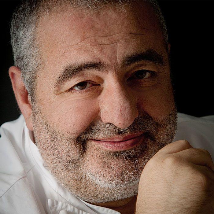 Chef Santi Santamaría | Universo Santi