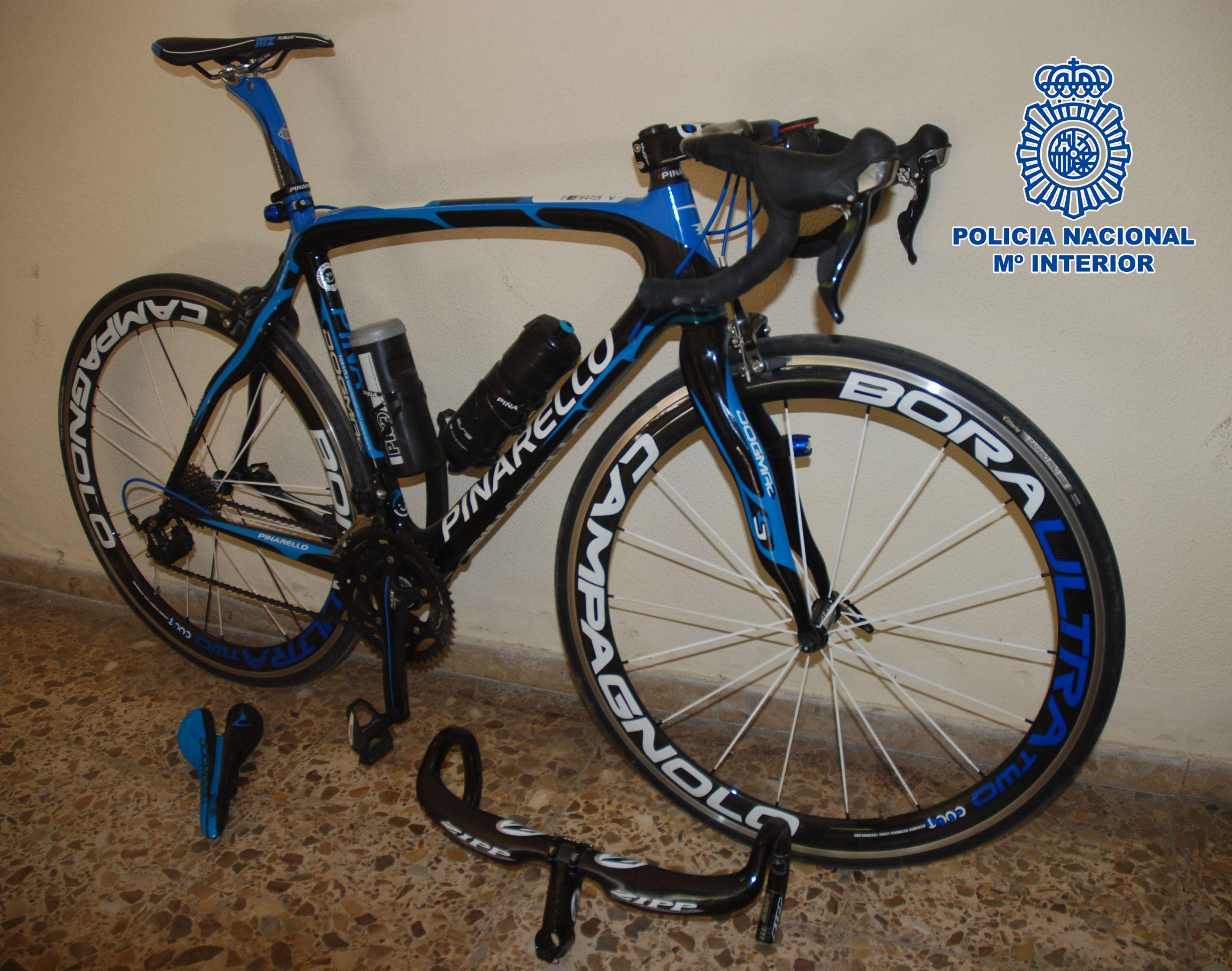 bicicleta falsificada 2