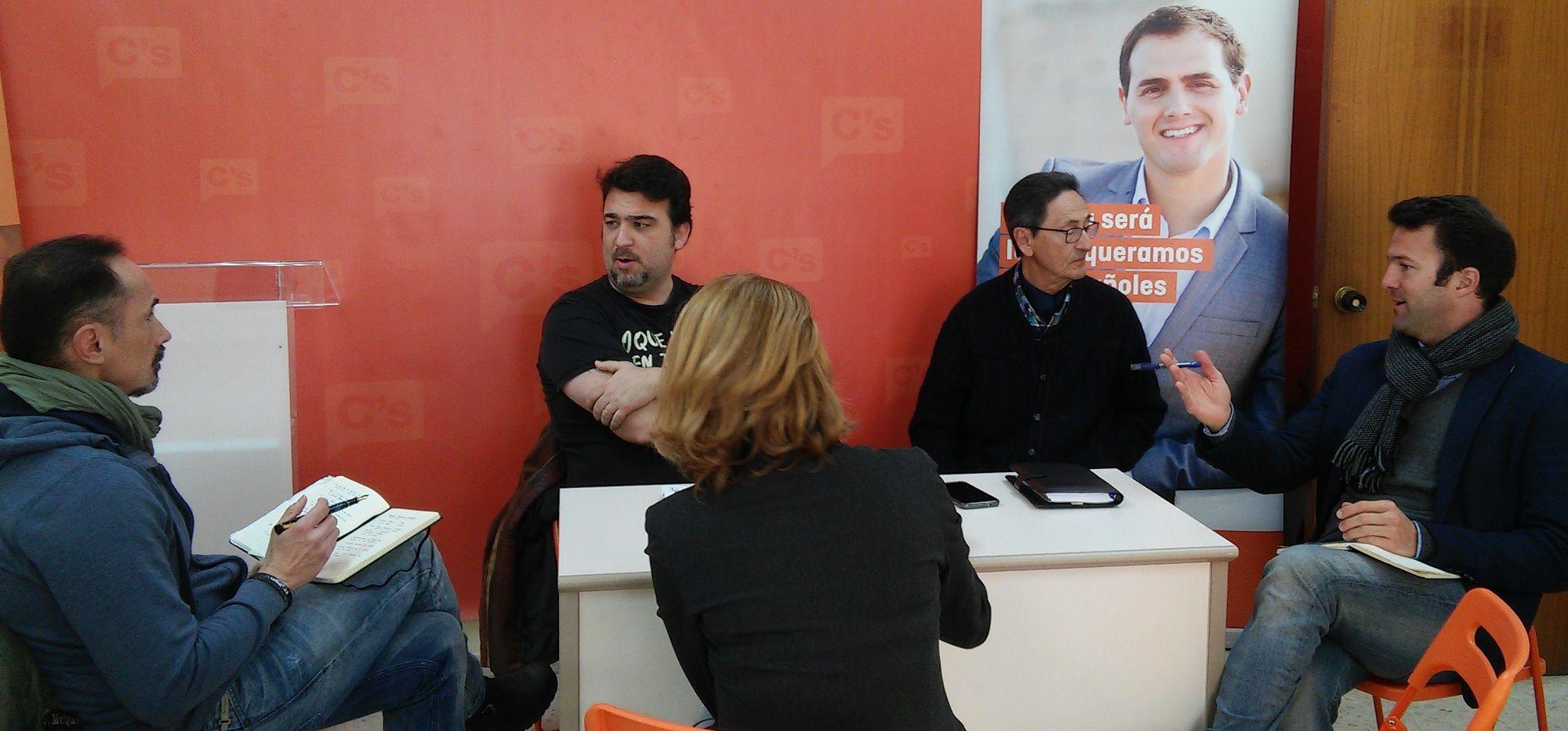 Ciudadanos Jerez - Moteros