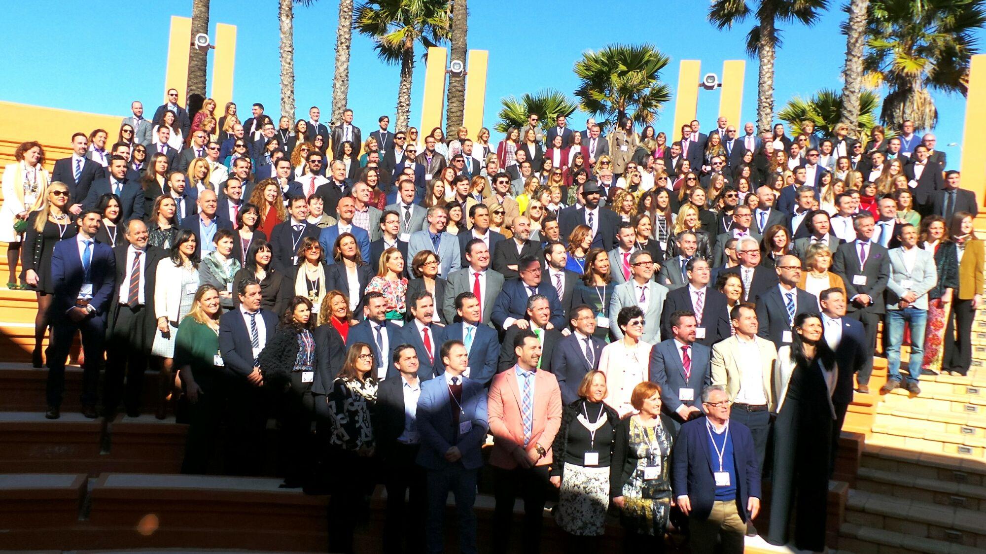 Foto de grupo de los miembros de GICA | MIRA Comunicación