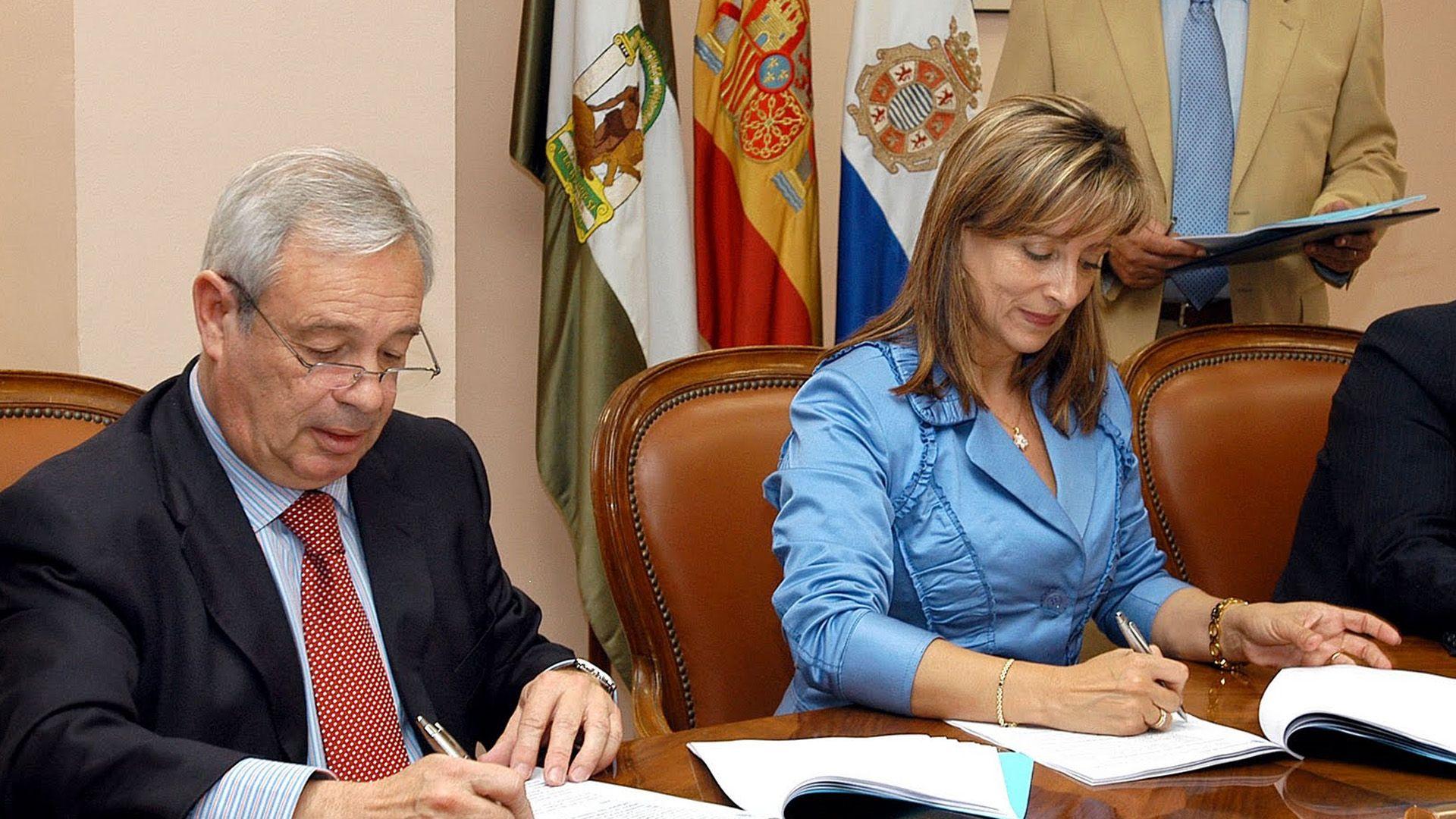 PSOE firma Zahav