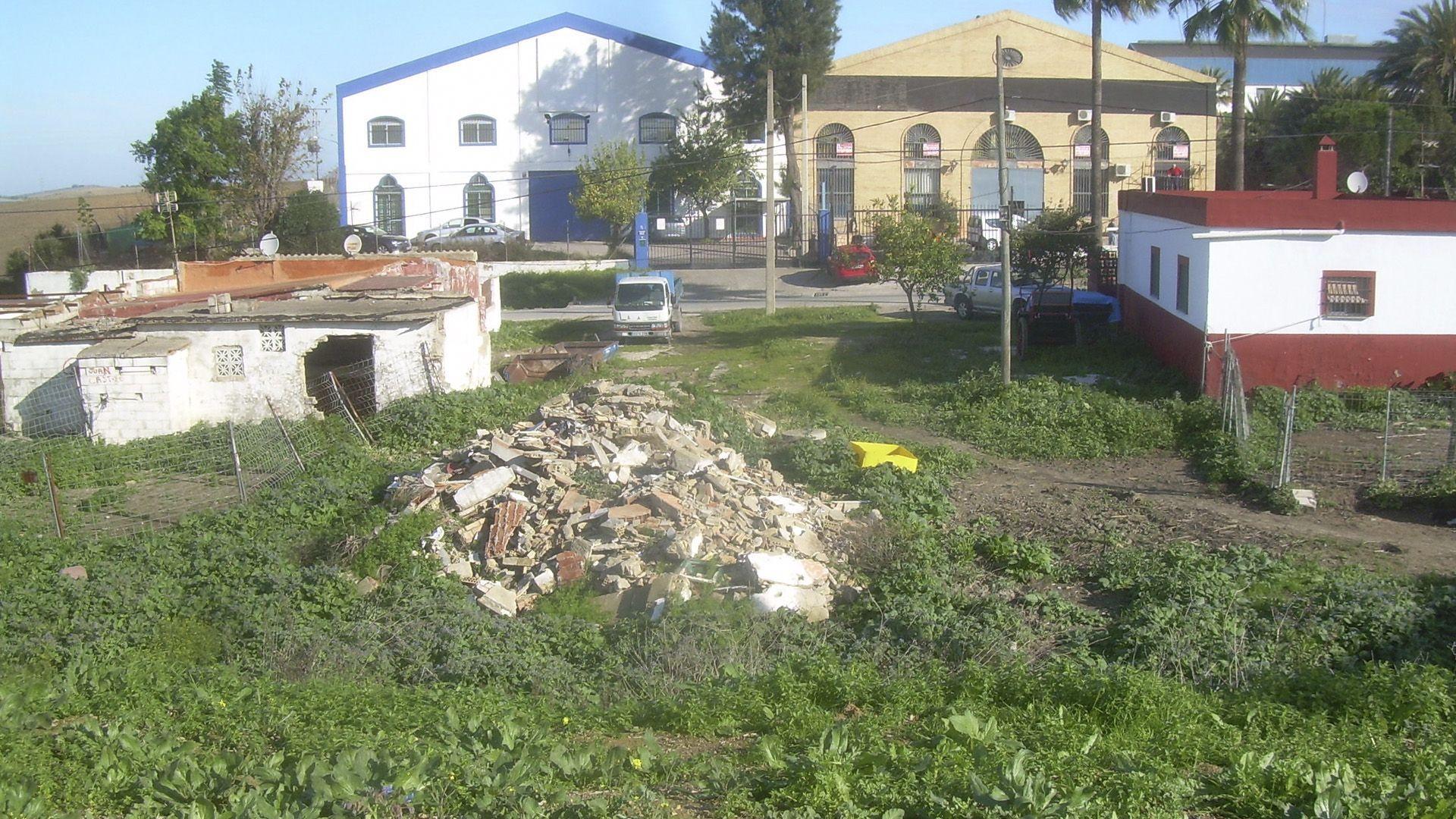 escombros Jerez