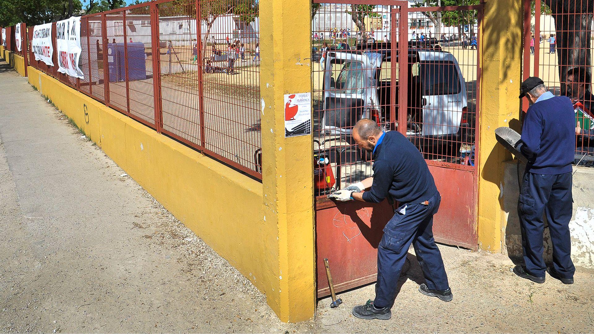 san juan obrero Jerez