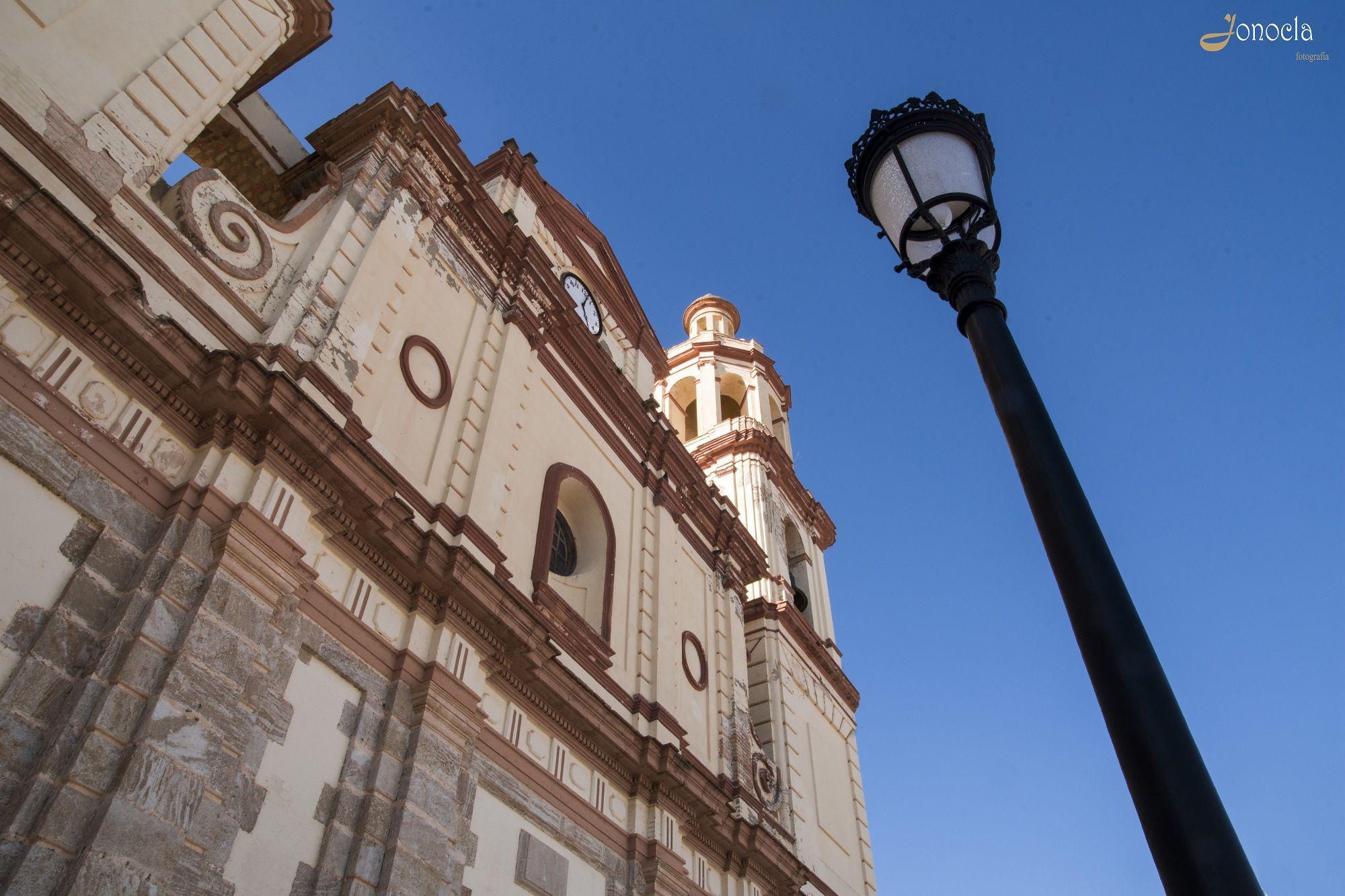 Iglesia de Nuestra Señora de la Encarnación del municipio de Olvera