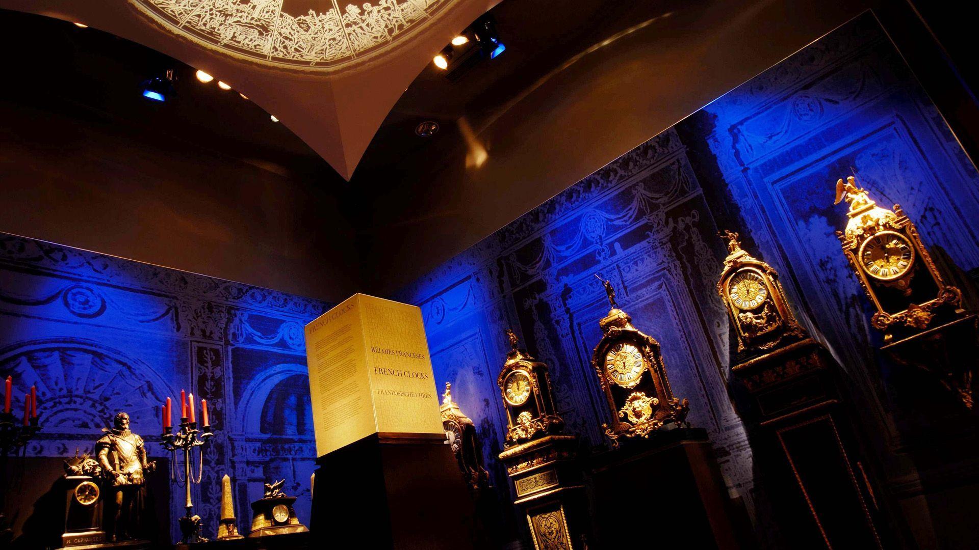 museo de relojes Jerez