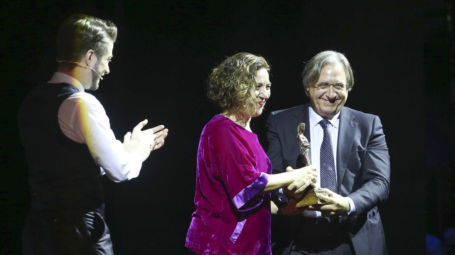 premios campoamor Teatro Villamarta 1