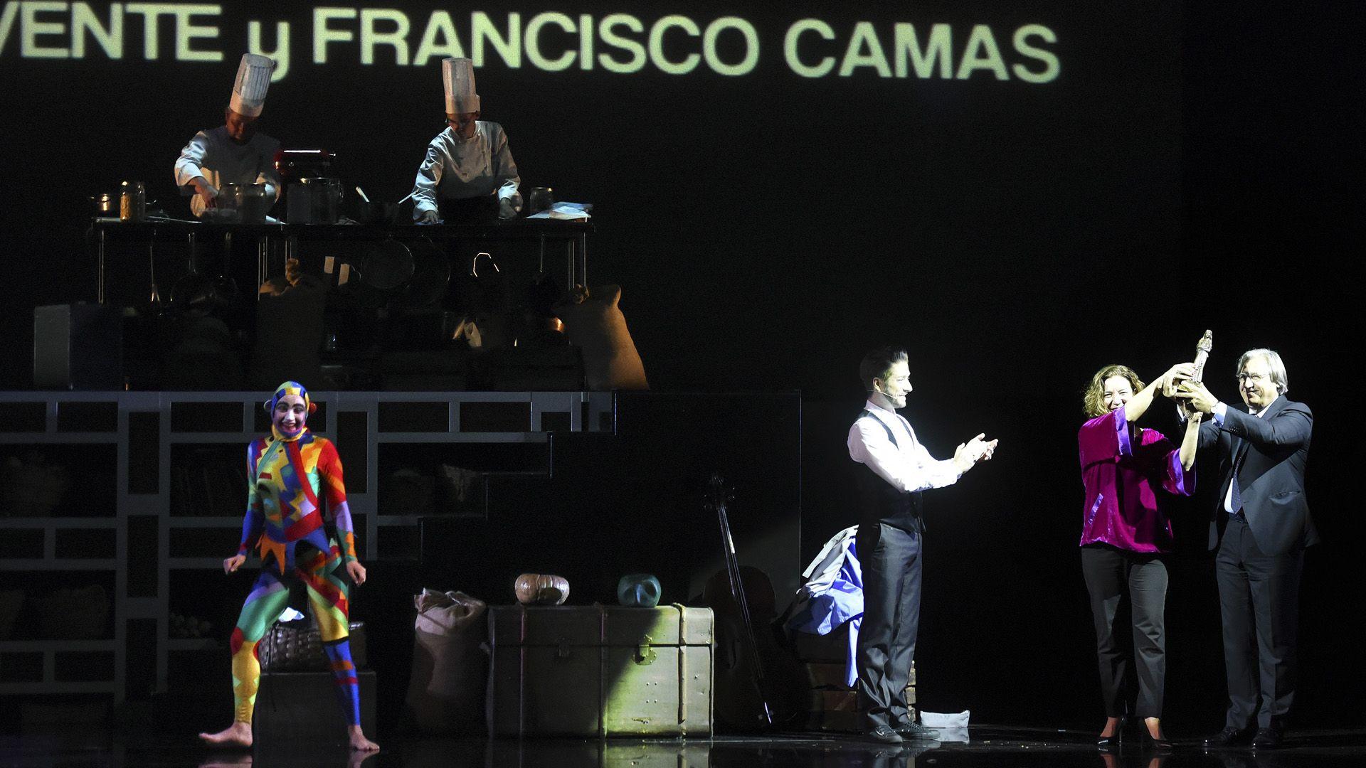 premios campoamor Teatro Villamarta 2