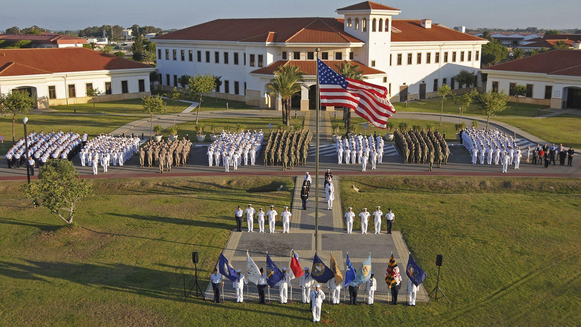 base naval de Rota 1