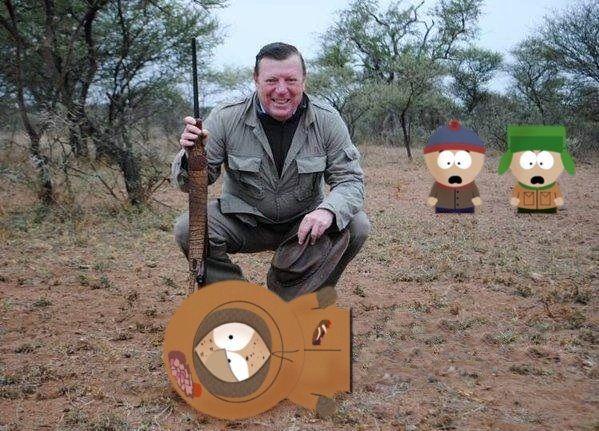 Cesar Cadaval safari 5