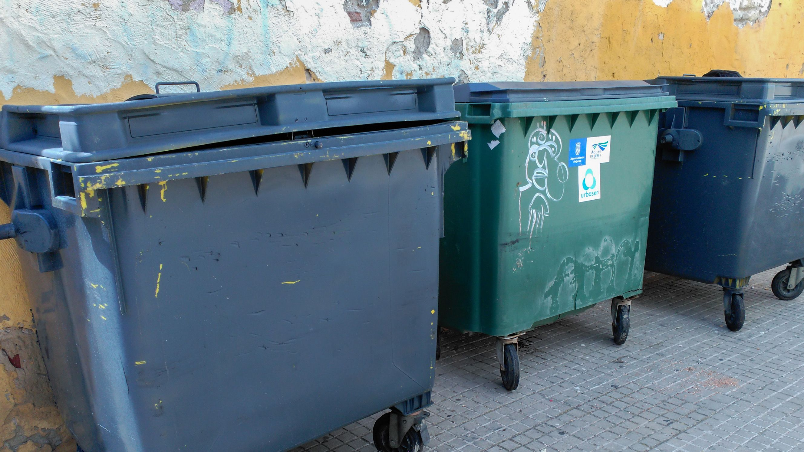 basura Jerez