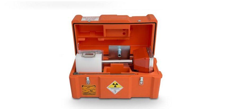 maleta radioactiva