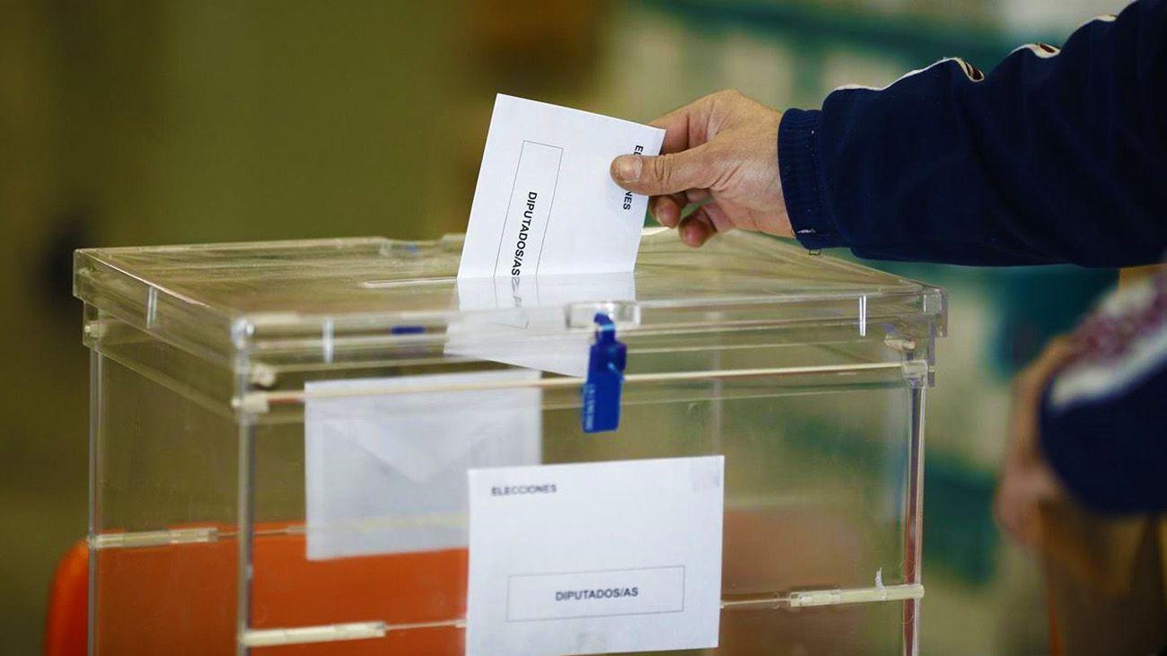 voto elecciones 2