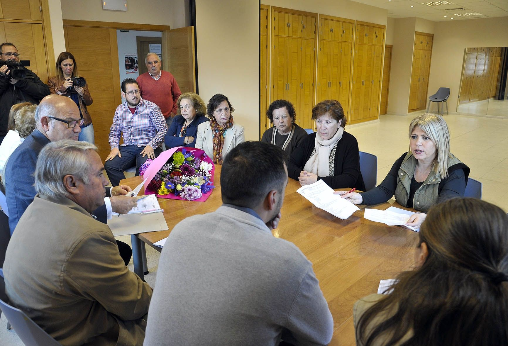 Alcaldesa visita San Jose Obrero _ 04