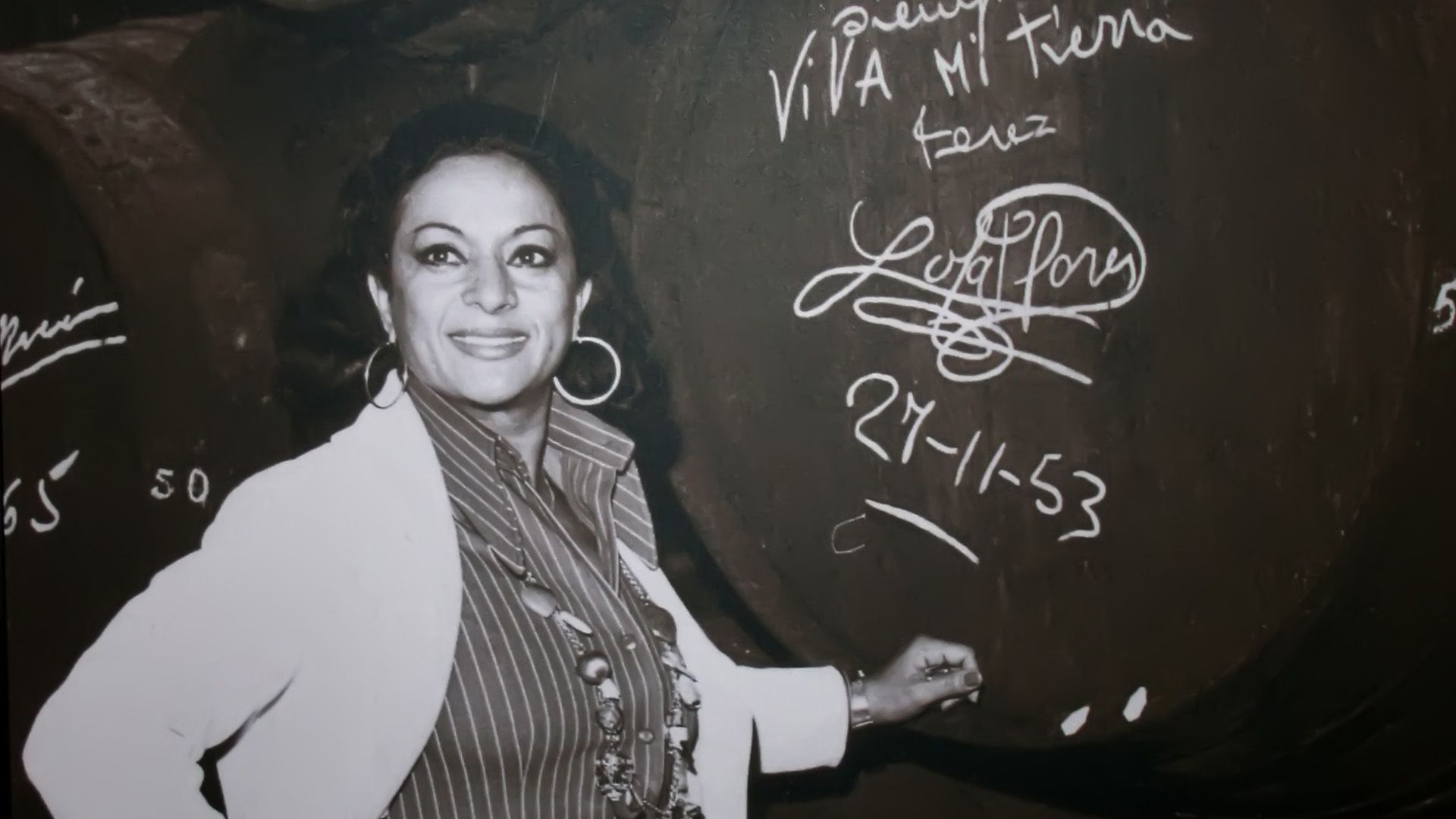 Lola Flores Jerez
