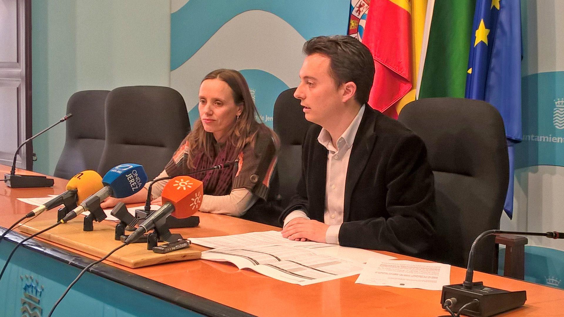 Rueda de prensa borrador plan de ajuste - Jerez