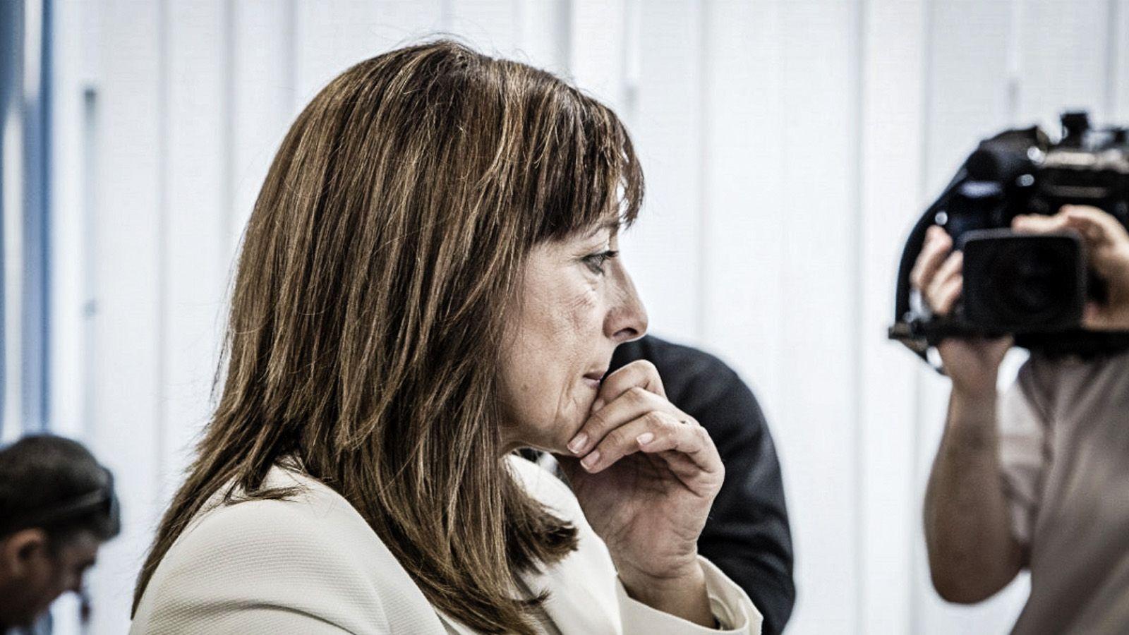 Pilar Sánchez   Imagen de Cristo García