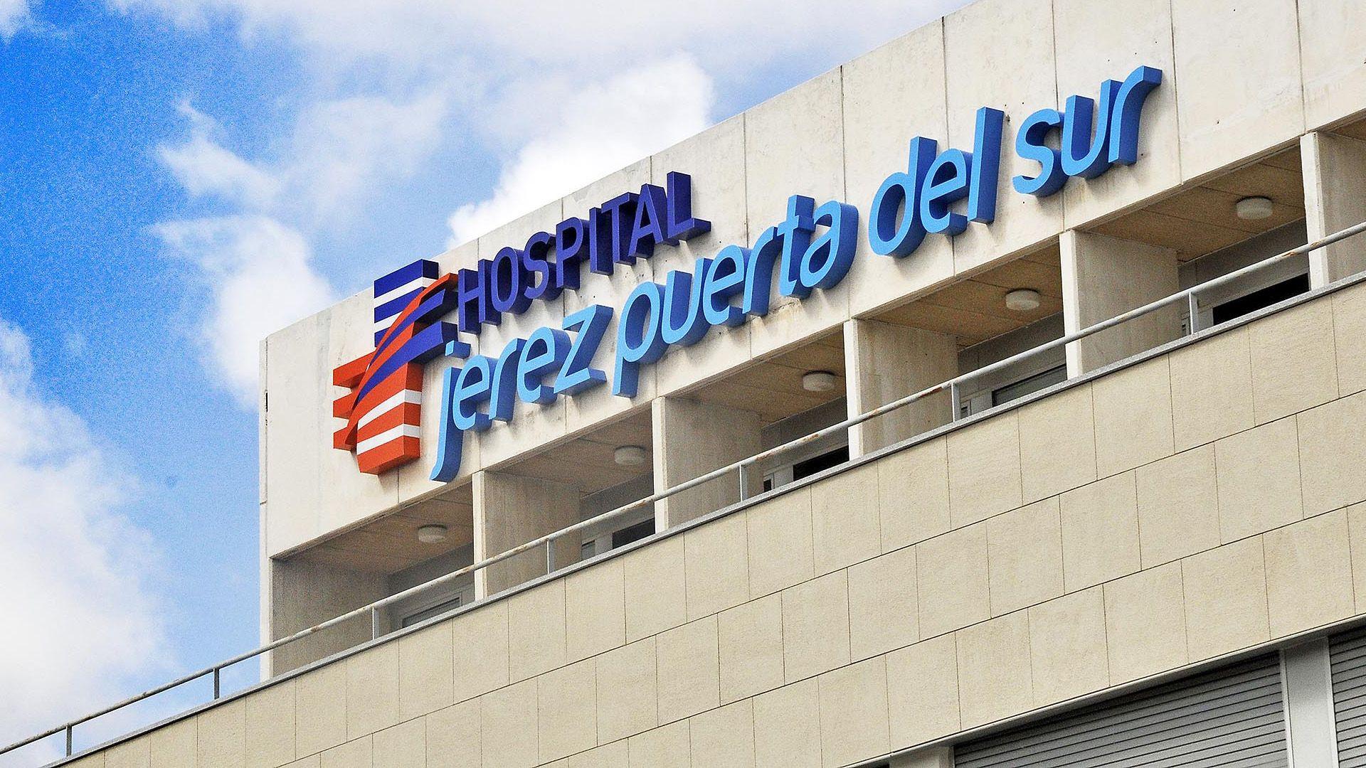 hospital puerta del sur Jerez