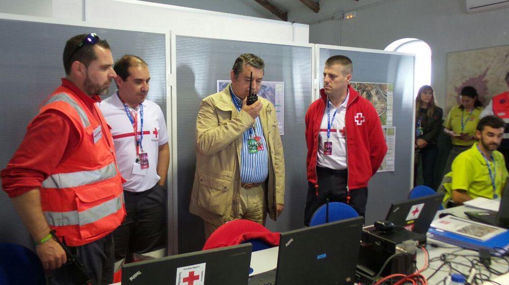 Dispositivo seguridad circuito Jerez Antonio Sanz 2