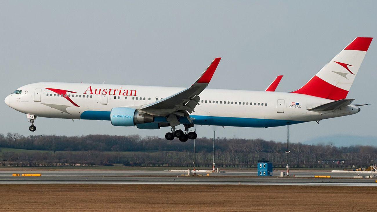 austrian airlines jerez 2