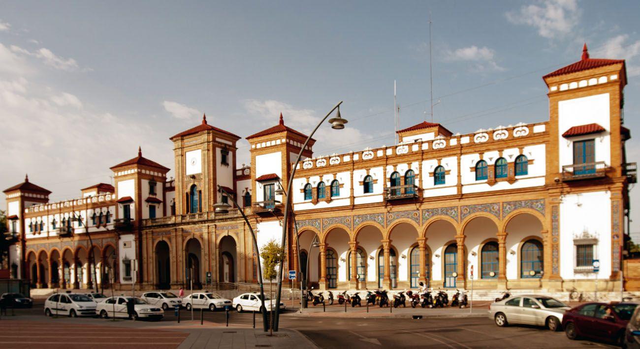 estacion trenes Jerez